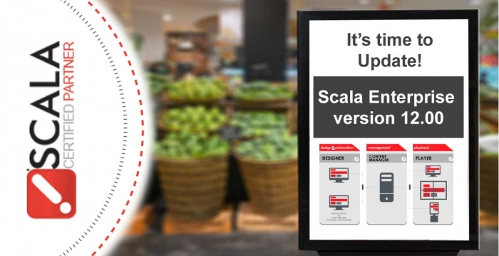 Scala Enterprise 12.00 - a lot of new features ready to use!