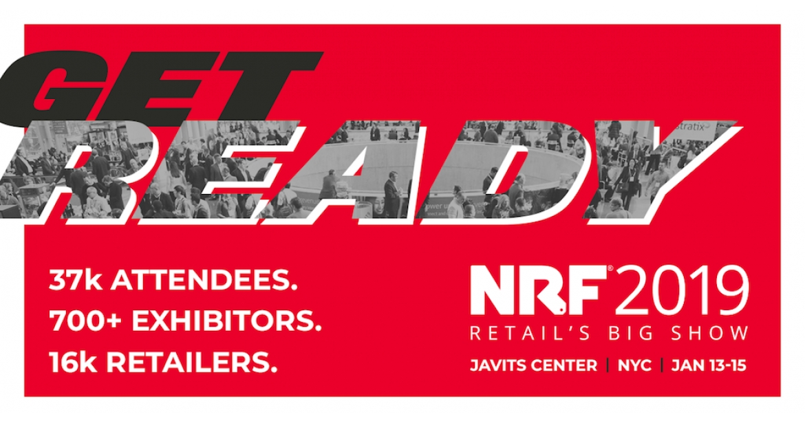 RETAIL'S BIG SHOW - NRF 2019 we have to be there!