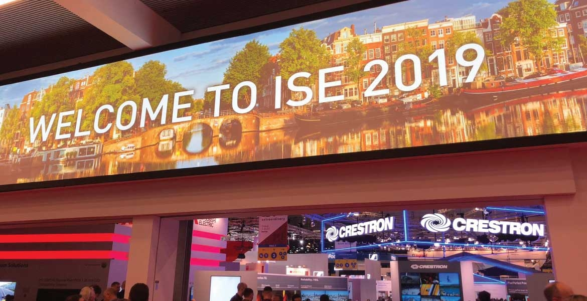 ISE 2019 -  The community of ds is consolideted